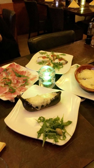Argentinian Food