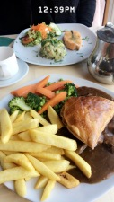 Traditional Scottish Cuisine