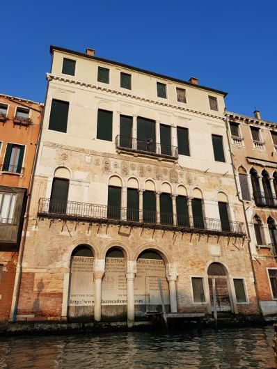 Apparently, the oldest building in Venice at 1000 years old